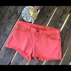 🍀[Lucky Brand] 🍀 Riley Short in Coral